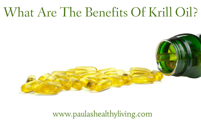 What are the benefits of krill oil for Fish oil webmd