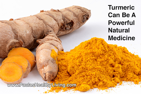 Paulas Healthy Living - turmeric