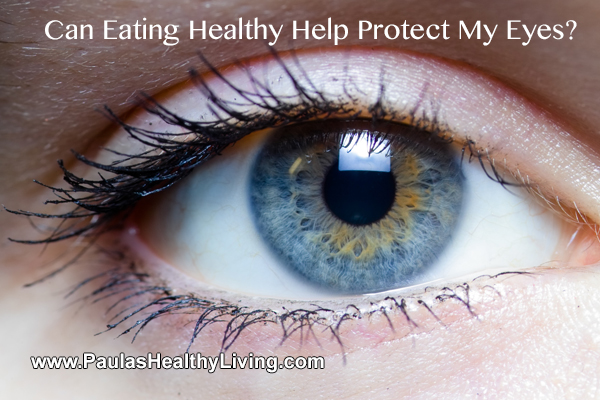 Paulas Healthy Living - eyes