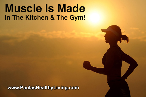 Paulas Healthy Living - Muscle