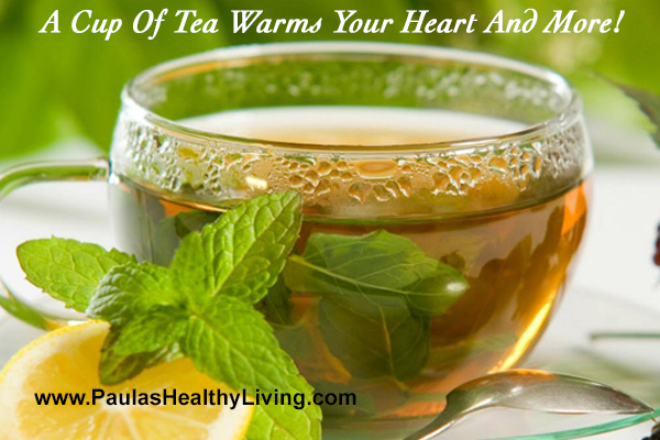 Paulas Healthy Living - Cup of Tea